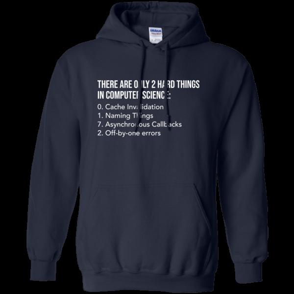 2 Hard Things - Programming Tshirt, Hoodie, Longsleeve, Caps, Case - Tee++