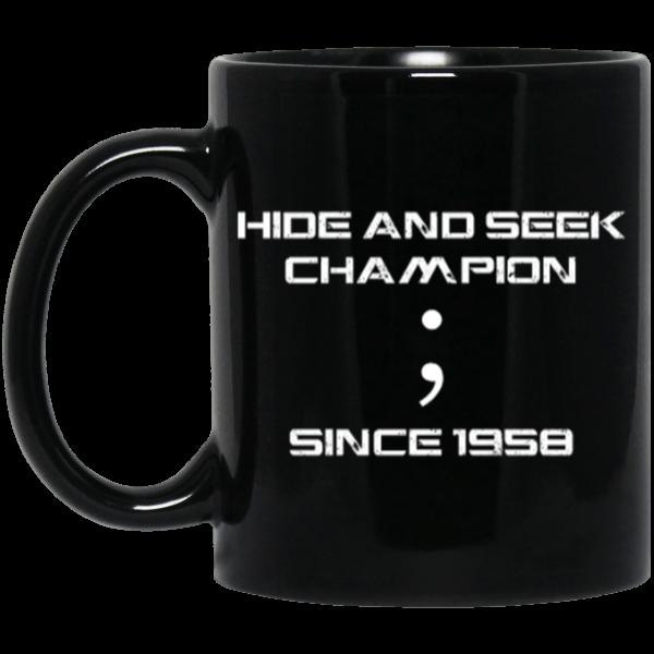 Hide and Seek (mug) - Programming Tshirt, Hoodie, Longsleeve, Caps, Case - Tee++