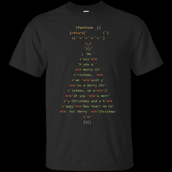 Christmas Tree - Programming Tshirt, Hoodie, Longsleeve, Caps, Case - Tee++