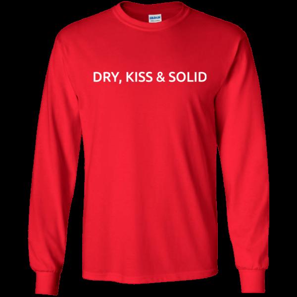 DRY, KISS & SOLID - Programming Tshirt, Hoodie, Longsleeve, Caps, Case - Tee++