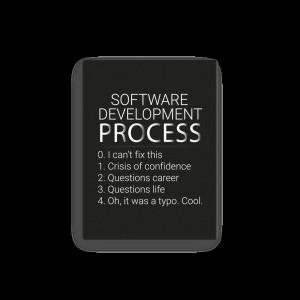 Development Process (canvas) - Programming Tshirt, Hoodie, Longsleeve, Caps, Case - Tee++