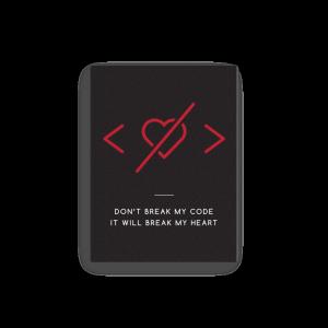 Don't break my code (canvas) - Programming Tshirt, Hoodie, Longsleeve, Caps, Case - Tee++