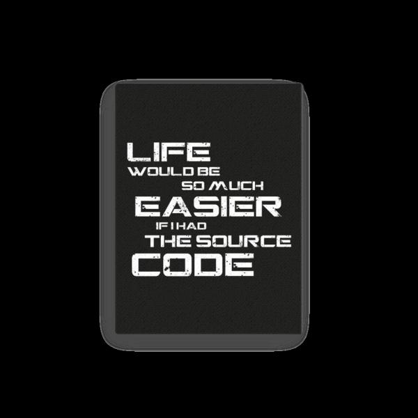 If I had The Source Code (canvas) - Programming Tshirt, Hoodie, Longsleeve, Caps, Case - Tee++